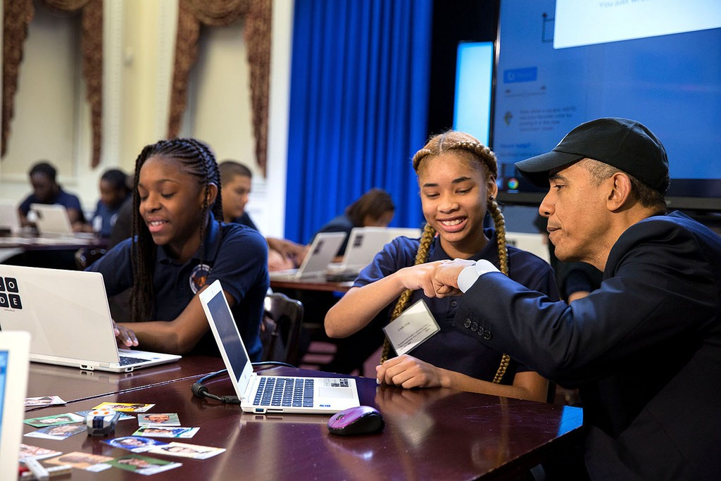 Obama and Computer Science