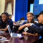 "President Obama Unveils ""Computer Science For All"""
